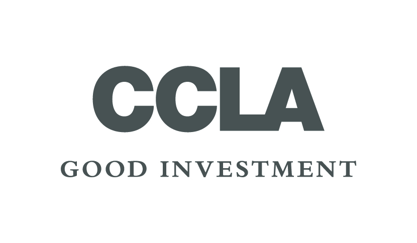 CCLA logo and link