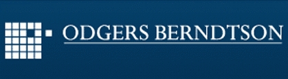 Odger Berndtson logo and link