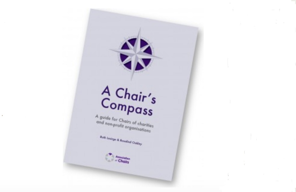 Cover of A Chair's Compass