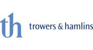 Trowes & Hamlins logo