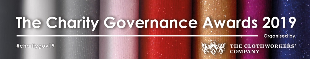 Image promoting the Charity Governance Awards